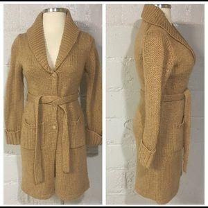 Express Cardigan Sweater Size L